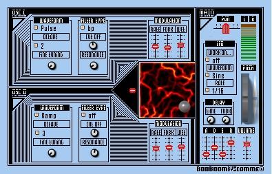 BooBoom VSTi synthesizer