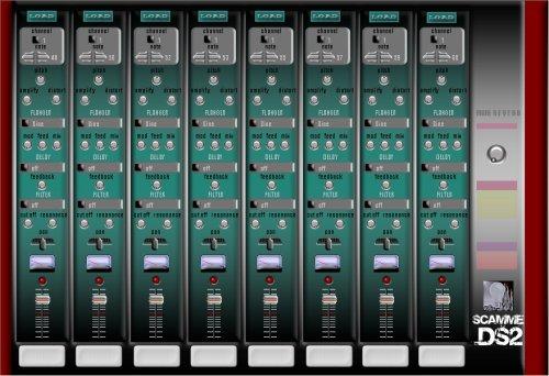 DS-2 VSTi drum sampler
