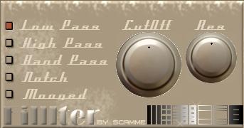 Filllter VST
